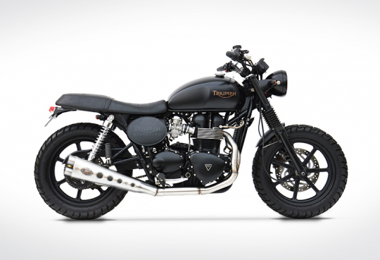 TRIUMPH BONNEVILLE - SPECIAL EDITION FULL KIT SHORT VERSION
