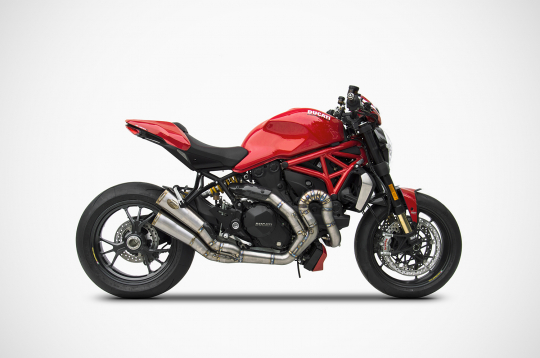 DUCATI MONSTER 1200 R KIT COMPLETO