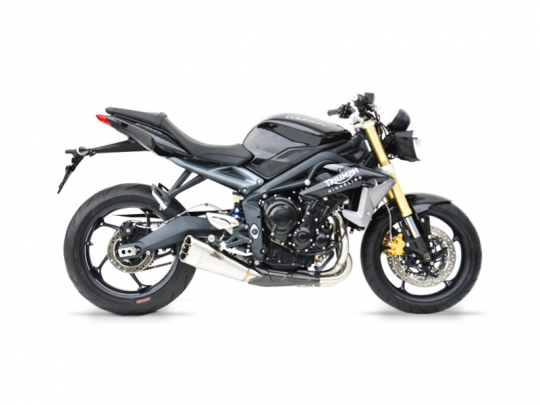 TRIUMPH STREET TRIPLE M.Y. 2013 HEADERS KIT