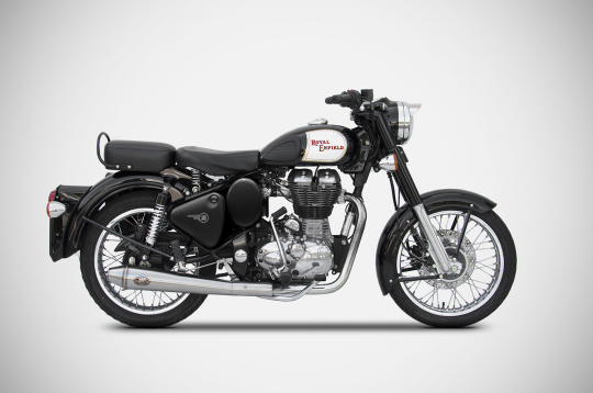 ROYAL ENFIELD - SILENCER