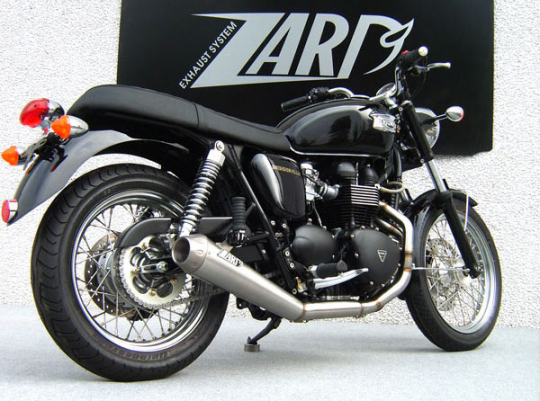 TRIUMPH BONNEVILLE - 2>1 FULL KIT