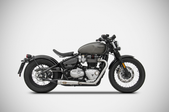 TRIUMPH BOBBER - KIT COLLETTORI RACING