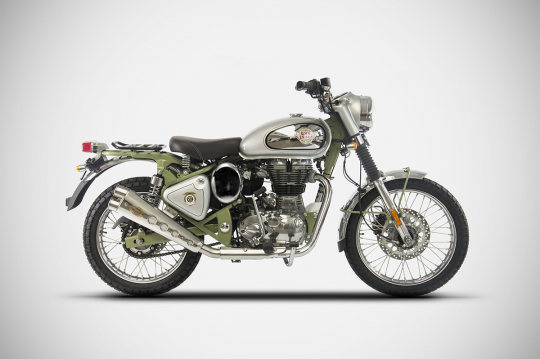 ROYAL ENFIELD BULLET TRIALS 500 M.Y. 2019 - SLIP-ON
