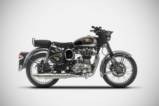 ROYAL ENFIELD CLASSIC M.Y. 2019 - SLIP-ON