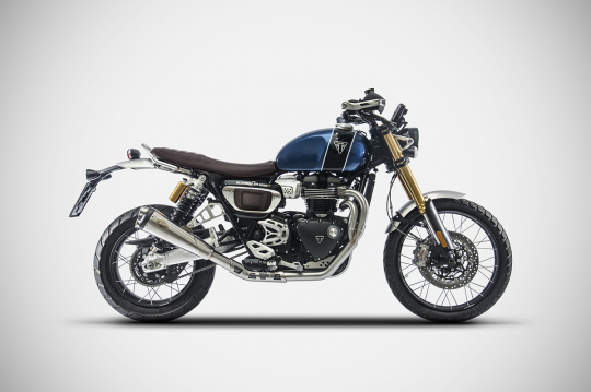 TRIUMPH SCRAMBLER 1200 M.Y. 2019 - FULL KIT