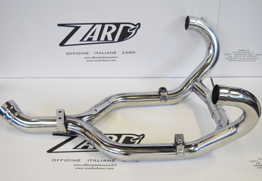 BMW R 1200 R M.Y. 11-13 - HEADERS KIT