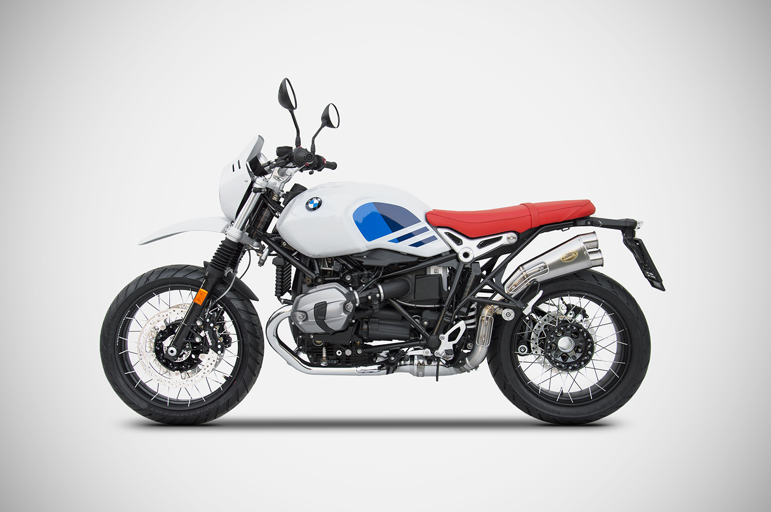 Bmw R Nine T Racer Urban Gs Exhaust Zard