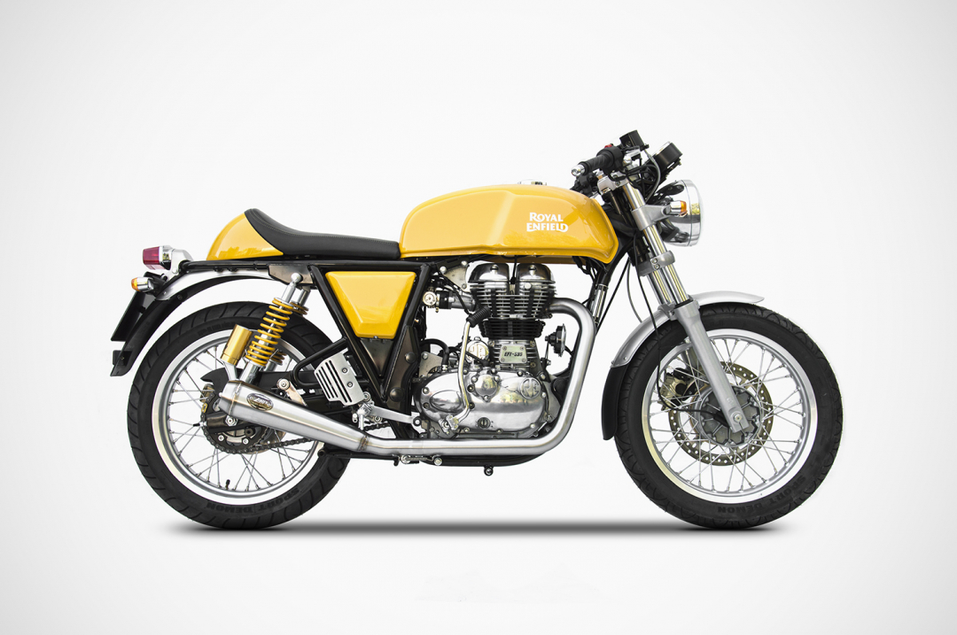 scarichi royal enfield continental gt zard zard. Black Bedroom Furniture Sets. Home Design Ideas