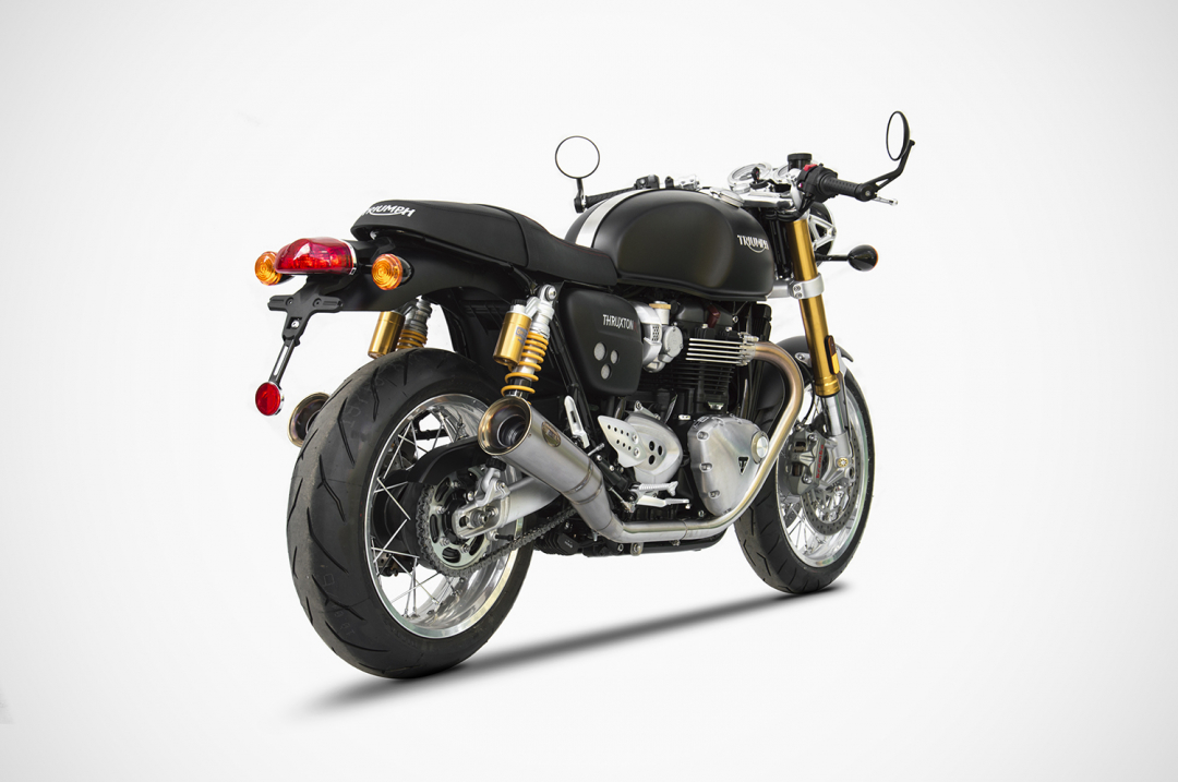 Thruxton R Exhaust Options (rolling updates) - Page 44