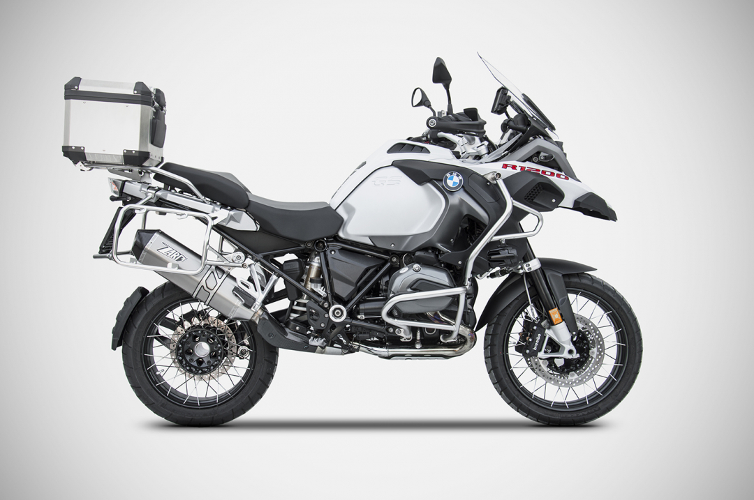 BMW R1200 GS / ADVENTURE  > M.Y.  2014 - SILENZIATORE