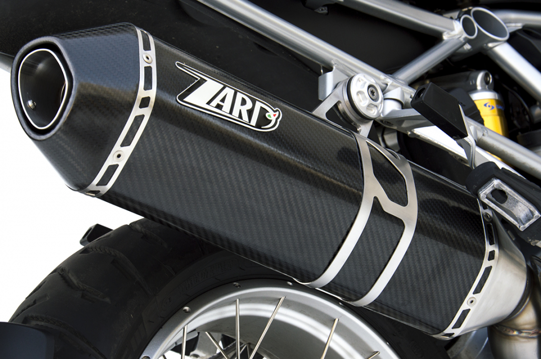 BMW GS 1200 EXHAUST - ZARD