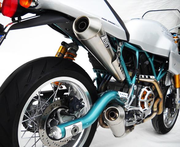 Ceramic Coating Exhaust >> DUCATI PAUL SMART AND GT1000 EXHAUST ZARD