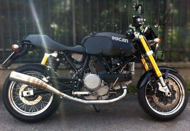 Ducati Gt 1000 Exhaust Zard